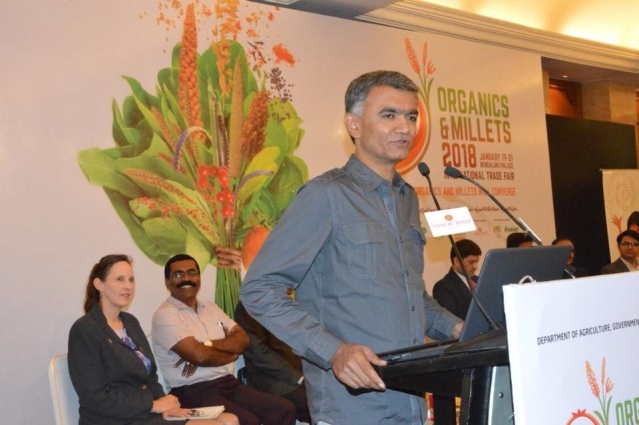 We Are Driving Demand for Millets; Supply will Follow: Karnataka Agri Minister K Byre Gowda