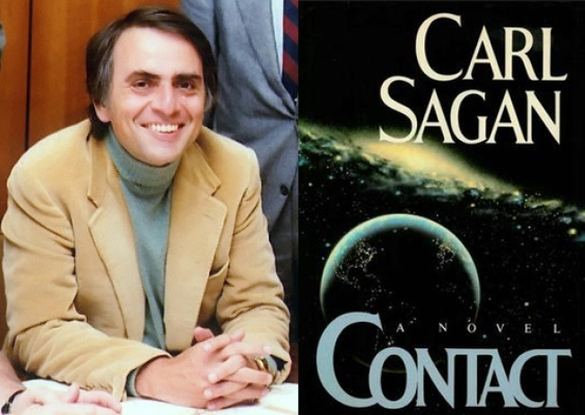 Carl Sagan (1934-1996): Astrophysicist and science popularising humanist