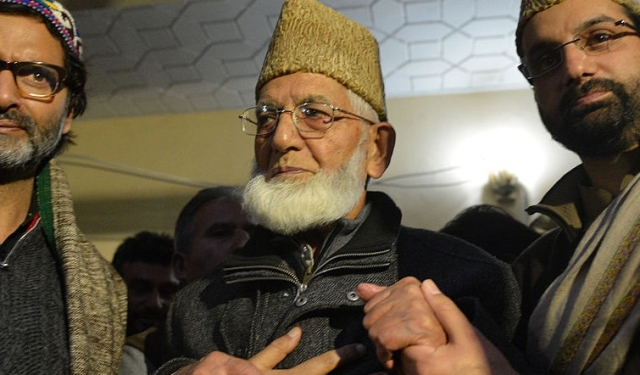 ED Summons Separatist Leader Syed Ali Shah Geelani For Questioning In Money Laundering Case
