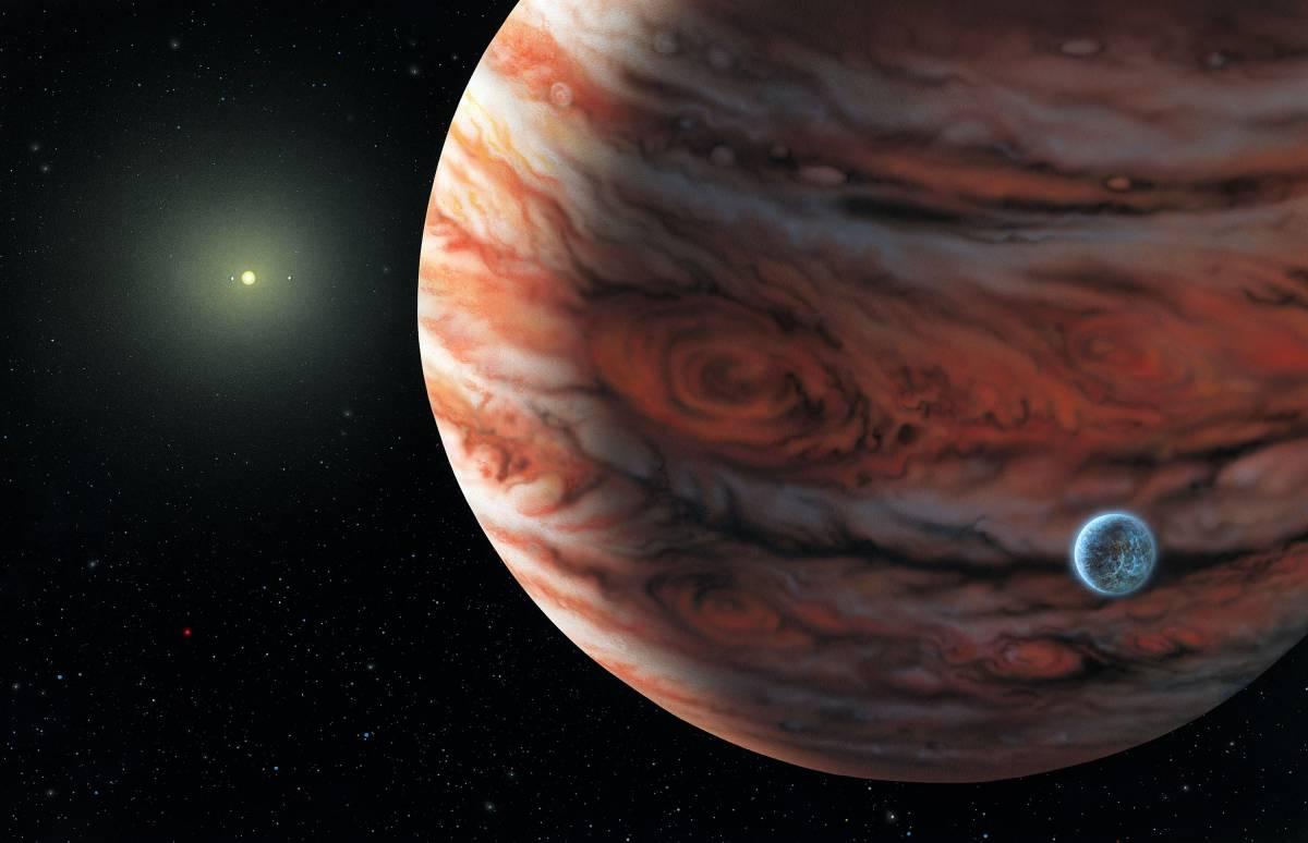 Jupiter's Great Red Spot might be heating the planet ... |Solar System Jupiter Red Spot