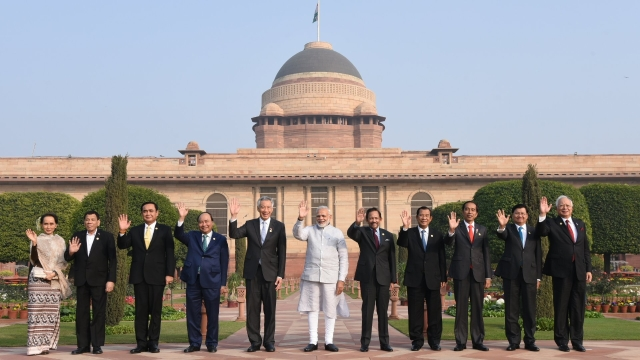 Morning Brief: India-ASEAN To Boost Maritime Security Ties; Bank Bad Loans Shrink; Aadhaar For Philippines