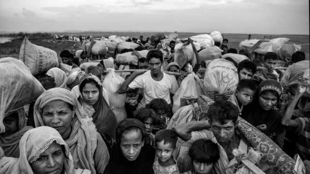 Why Locals In Jammu See Rohingya Settlement As Part Of An 'Islamist Project' And Want Them Out