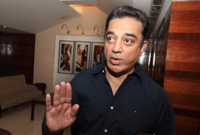 Kamal Haasan To Float New Political Party Tomorrow