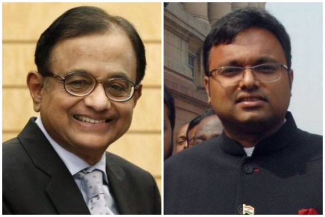 Aircel-Maxis Case: Anticipatory Bail For P Chidambaram, SC Refuses To Quash Summons Against Karti