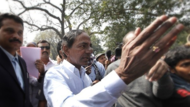 "KCR's ""Third Front"" Move May Be A Political Master Stroke To Face Up To Anti-Incumbency"