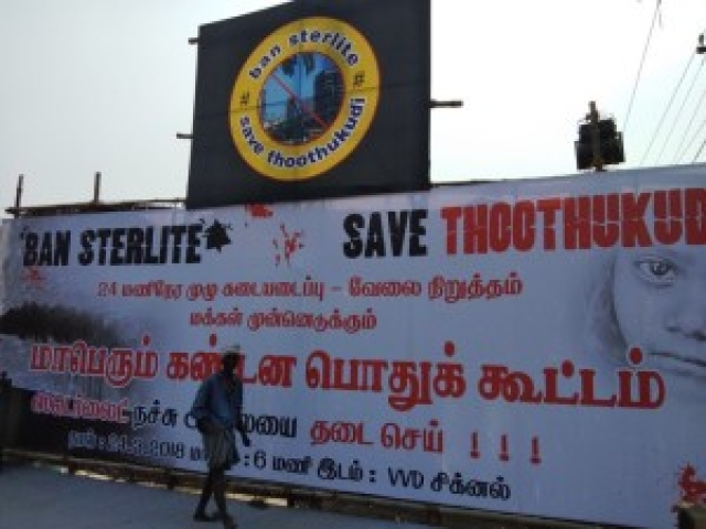 Anti-Sterlite Protests: Who Is Behind The Tuticorin Turmoil?