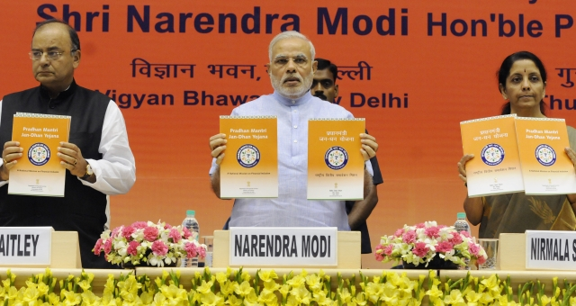 Total Deposits In Accounts Opened Under Pradhan Mantri Jan Dhan Yojana Cross Rs 80,000 Crore