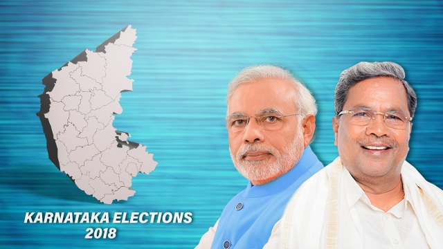 #KarnatakaElections2018: Siddaramaiah's 'Modi Versus Me' Strategy Is A Double Edged Sword For The Congress
