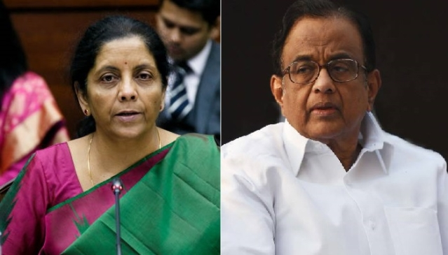 Chidambaram Attacks  Sitharaman On Twitter For Raising Questions On His Foreign Assets, Calls Her 'I-T Lawyer'