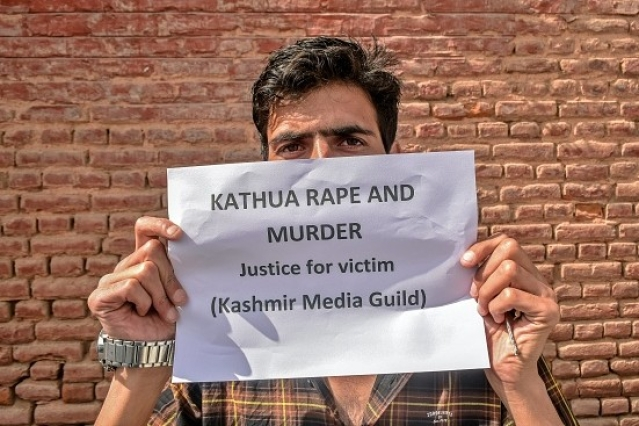 Another Fake News In Kathua Case? J&K Police Refutes PTI Report On Victim Slipping Into Coma Before Death