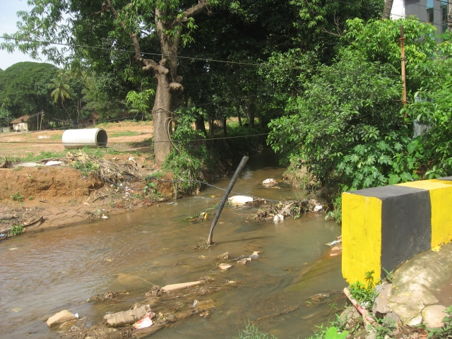 Kottara is where the worst case of flooding occurred during the recent rains.