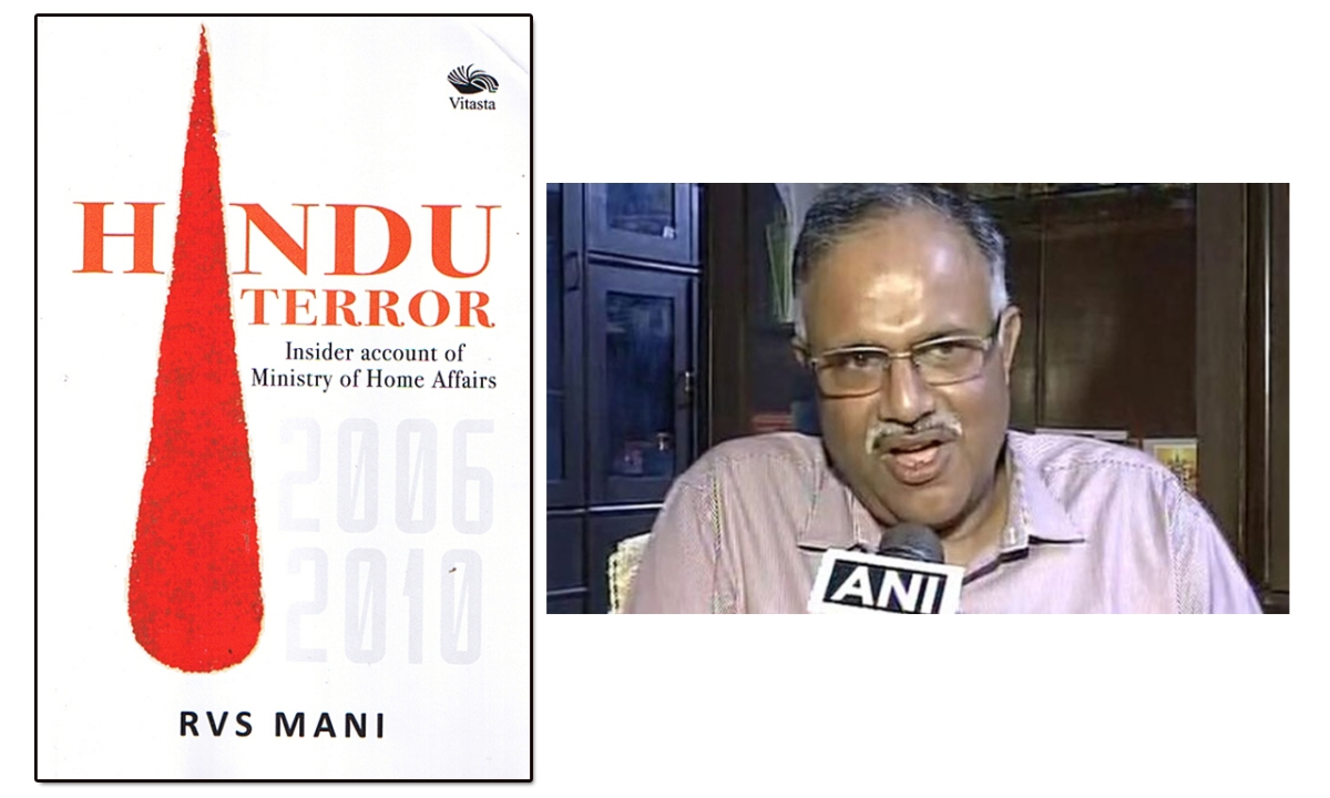 The Manufacturing Of Hindu Terror New Book Reveals Sinister Plots Hatched By Upa S High And Mighty
