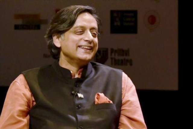 Tharoor's 'Hindu Pakistan' Jibe A Desperate Attempt To Divert Attention From His Wife's Suspicious Death