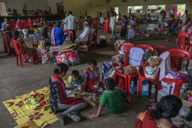 CPM's Alliance Partner Accuses It Of Hijacking Relief Material Meant For Kerala Flood Victims