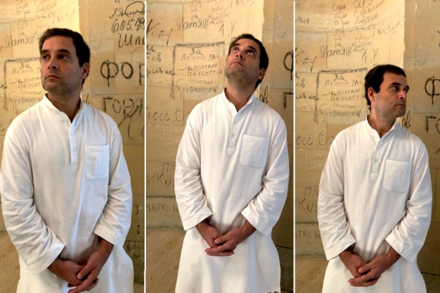 Congress Gives Twitter Users Fodder For New 'Rahul Gandhi Memes', BJP Couldn't Resist Retweeting