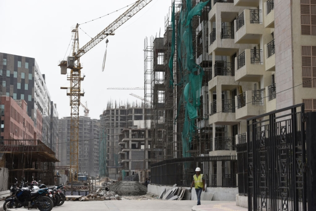 Whopping  Rs 4.64 Lakh Crore Stuck In Delayed Residential Projects Across India