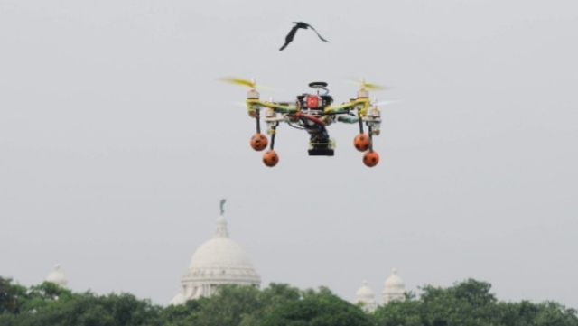 Delivery By Drones: India To Start Beyond Visual Range Test Flights Of Drone Systems For  Last Mile Air Connectivity