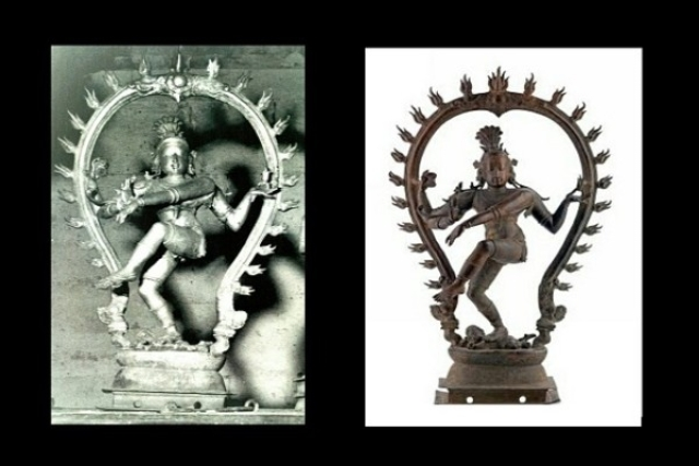 37 Years After Being Smuggled Out, Lord Nataraja Idol Returns From Australia To Tamil Nadu's Kallidaikurichi Temple