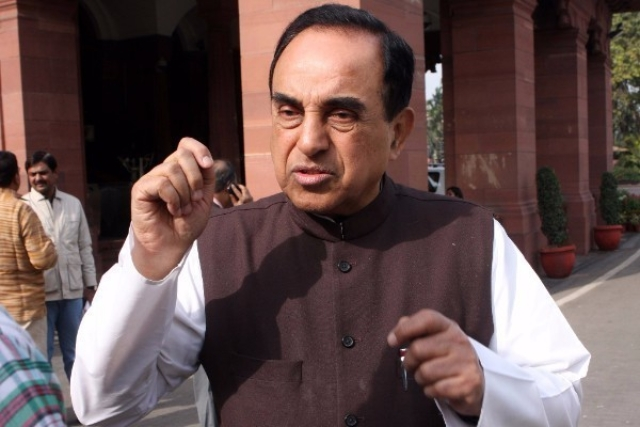 'Was IB Officer Ankit Sharma Killed For Investigating Tahir's Terror Links?': Asks Subramanian Swamy