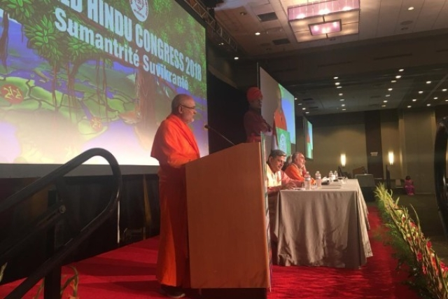 An Introduction To One Of The 'Breaking India' Groups Opposing World Hindu Congress