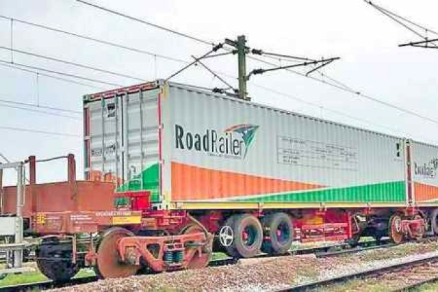 Divide And Rail: Indian Railways Launches Bimodal Vehicle That Can Travel On Tracks As Well As Roads