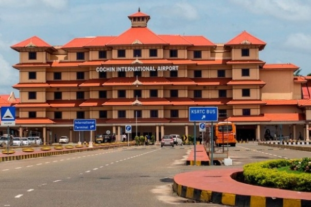 Kochi-Coup: Airport In Kerala's Business Hub Wins UN Environment Award