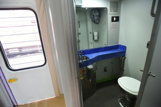 As  Passengers Fail 'Pot-Shala' Test, Indian Railways Turns To European Machine For Clean Toilets