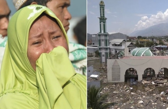 Indonesia: Death Toll Climbs To 832 After Three Meter High Tsunami, 7.4 Magnitude Earthquake; Expected To Rise Further