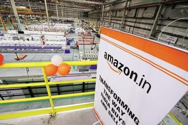 Amazon Invests Close To Rs 4,500 Crore In Three Indian Subsidiaries To Expand Operations