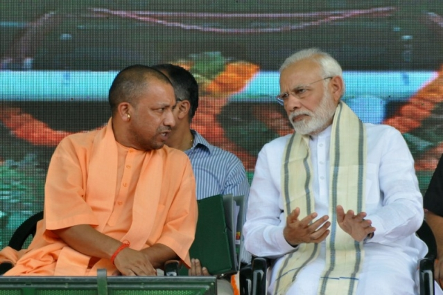 Pattern of People's Mandate in Uttar Pradesh: Will Voters Repeat Modi and Yogi?