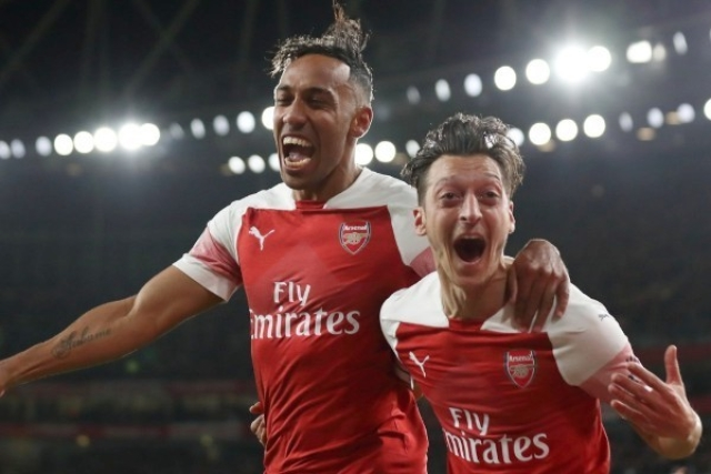 FA Cup: Aubameyang Double Helps Arsenal Beat Chelsea 2-1 And Lift Record Extending 14th Title