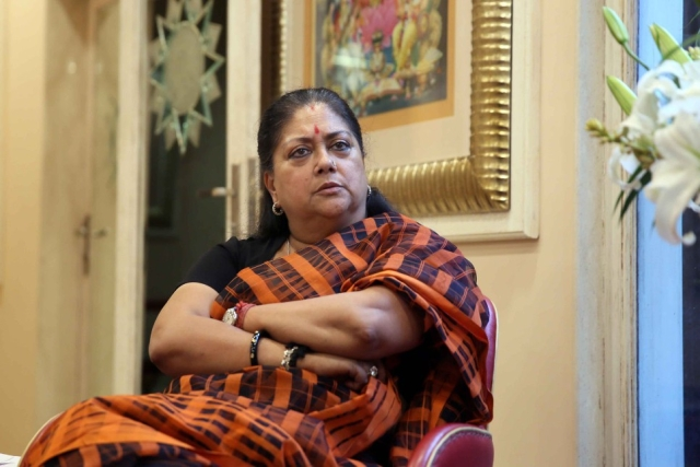 BJP Will Be Miserable If It Neglects Her: In Rajasthan BJP Tussle, Raje Gets Support From Senior State Congress Leader