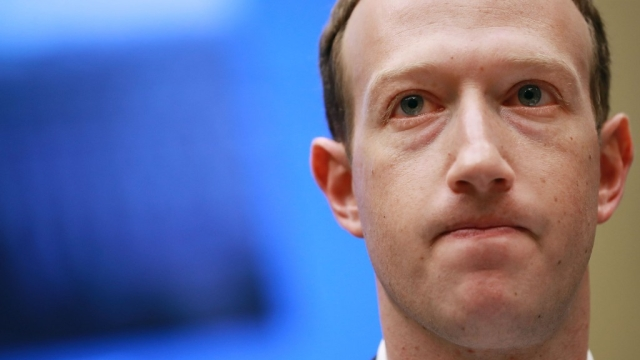 Facebook CEO Mark Zuckerberg Rejects Co-Founder's Call To Break Up Social Media Site