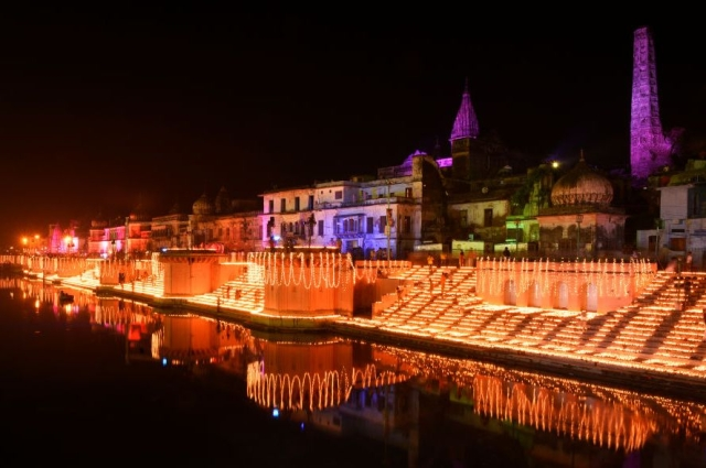How Ram's Ayodhya Is Preparing For The Country's Grandest Deepavali