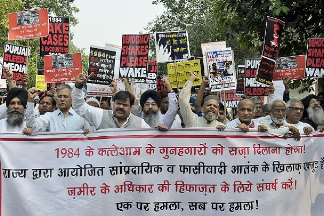Delhi Court Frames Charges Against 12 Accused In 1984 Anti-Sikh Riots Case