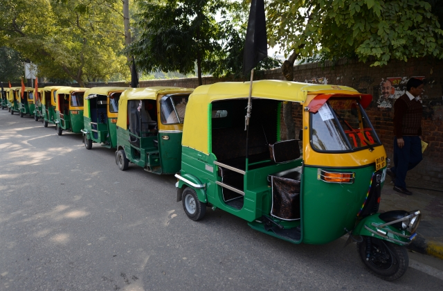 India's Three-Wheelers A New International Favourite: Exports Drive Industry's 44.3 Per Cent Growth