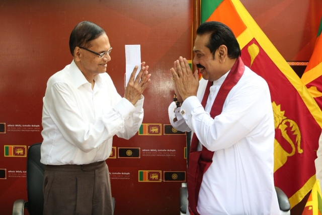 Mahinda Rajapaksa Leaves President Sirisena's Party To Join Outfit Formed By His Supporters