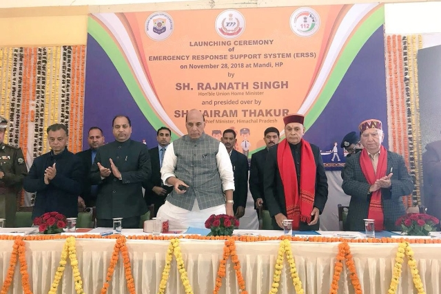 Himachal Becomes The First State To Launch 'All-Inclusive, Pan-India', Emergency Number '112'