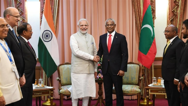 Maldives' New President Chooses 'India First': To Be In New Delhi For Maiden Foreign Visit