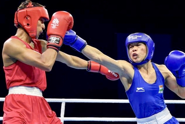 Lord Of The Boxing Ring: Mary Kom Strikes Gold For The Sixth Time At World Championship