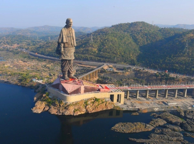 Even India's Iron Man Needs A Break: Statue Of Unity To Be Closed For Public On Mondays For Maintenance