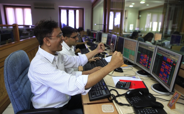 Share Market Rejoices As Sensex Reaches All-Time High With 40,606 Points; Nifty Crosses 12,000, First Time Since June