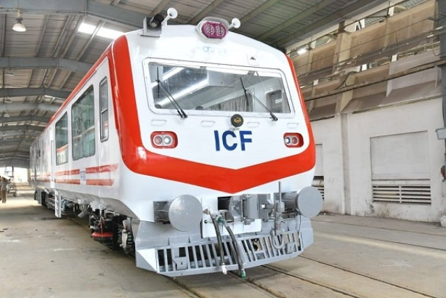 Indian Railways's Integral Coach Factory Set To Achieve Target Of Manufacturing 4,000 Coaches In 2019-20