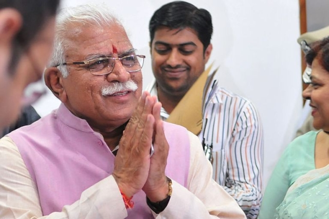 No Farm Loan Waiver, No Job Quotas: BJP's 'Realistic' Manifesto For Haryana Polls Contrasts With Congress's Populism
