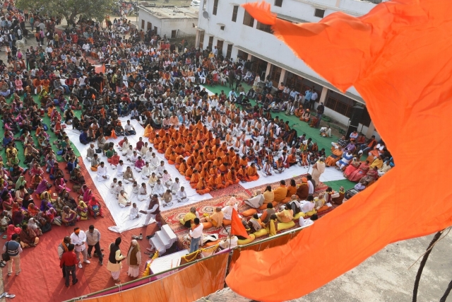VHP  To Continue Ram Movement Even After SC Verdict For Mass Outreach And 'Hindu Awakening'
