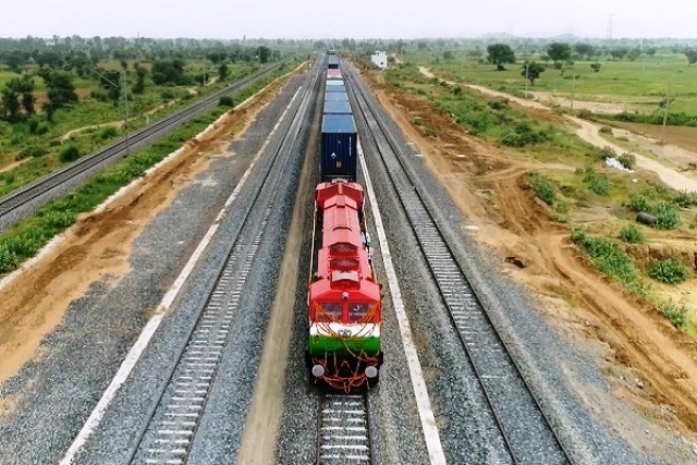 Goods Trains Can Now Run At 120 Kmph With Alstom's 12,000 HP Electric Locomotives; Average Speed Of Freight Trains To Go Up By 20 To 30 Kmph
