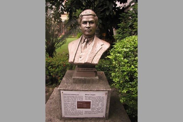 Srinivasa Ramanujan – The Man Who Knew Infinity