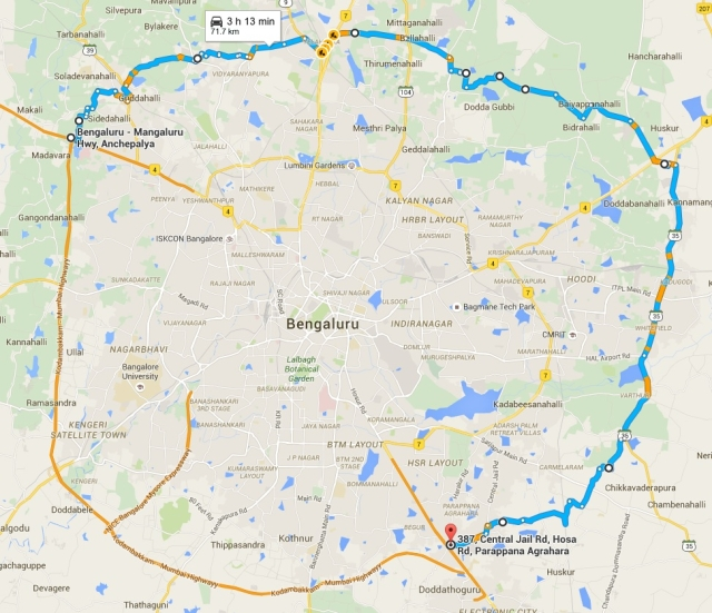 Karnataka's Plans To Lay New Roads In Bengaluru Now Extended To Peripheral Ring Road; Sticks To White-Topping Idea