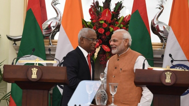 PM Modi To Visit Maldives On First Foreign Tour In Second Term To Extend India's Support To Democratic Reforms