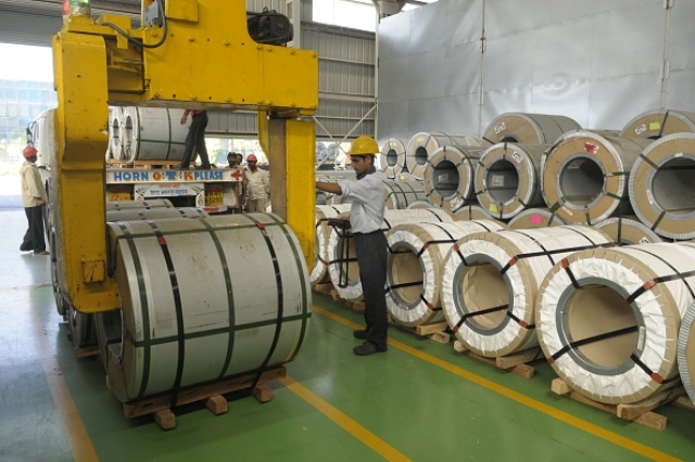 India Slaps Anti-Dumping Duty On Several Steel Products From China, Vietnam And South Korea
